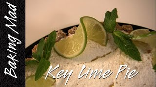 Eric Lanlard's Florida Key Lime Pie Recipe