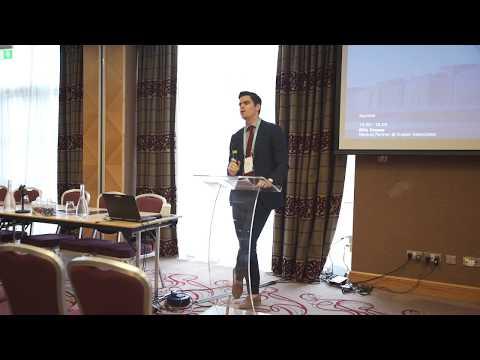 Billy Draper (Draper Associates) Keynote at 0100 Conference Dublin 2018