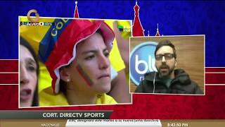 Jobanny Rivero: Me ha gustado mucho el orden de las selecciones en Rusia 2018 (Parte 4 de 5)