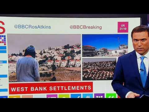Ros Atkins says WANK on live BBC !