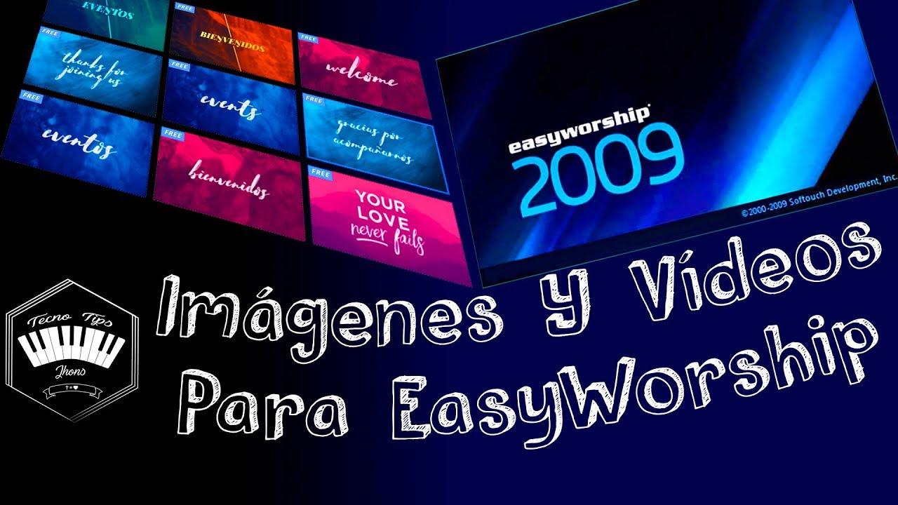 descargar easyworship 2009 en español gratis