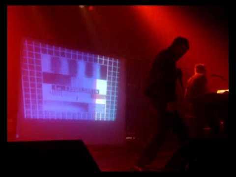 Plastic Noise Experience - Memory Flow (Live @ Trix 22-01-2010)