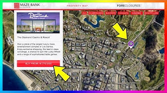 GTA 5 Online Casino DLC Update - Purchasing The Diamond Resort! NEW Website, Prices & MORE! (GTA 5)