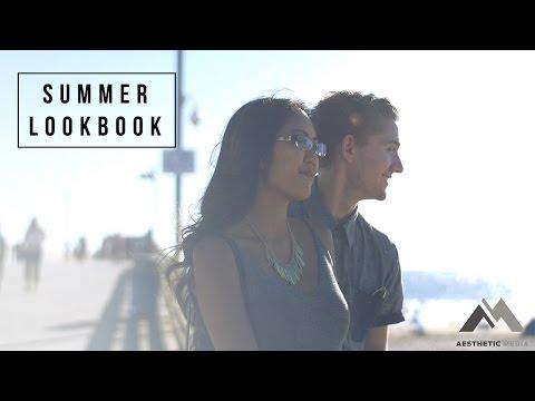 Aesthetic Media | Summer Lookbook