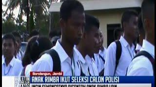 Kisah perjuangan Supriyanto, anak orang Rimba pertama yang ikut seleksi jadi polisi - BIP 02/05