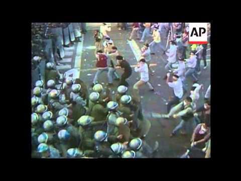 South Korea - Civil Uprising Commemorated