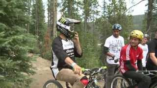 Repeat youtube video 2013 Colorado Freeride Festival Slopestyle Finals Replay
