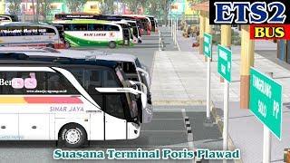 Berangkat dari Terminal Poris untuk  keliling Jakarta || Map MEIK