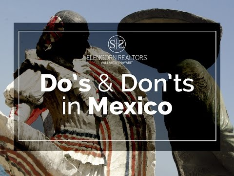 Do's & Don'ts in Mexico