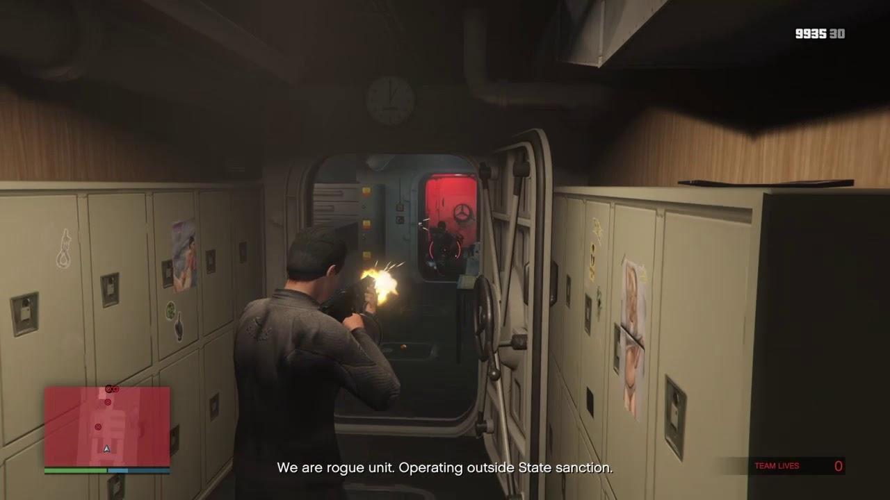 GTA 5 - Double money on Doomsday Heist Finales