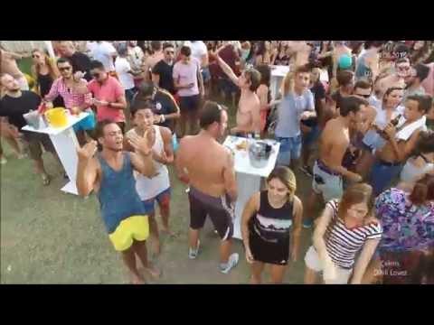 DJ Suat Ateşdağlı Platon Beach 28.08.2016 by Dikili Lovez