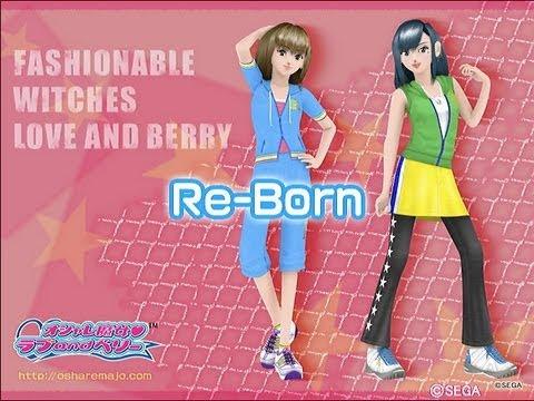 オシャレ魔女 ラブ and ベリー Re-Born