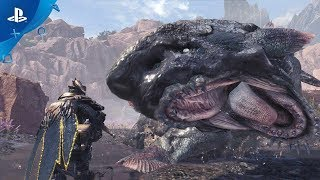 Monster Hunter: World - Wildspire Waste Trailer | PS4