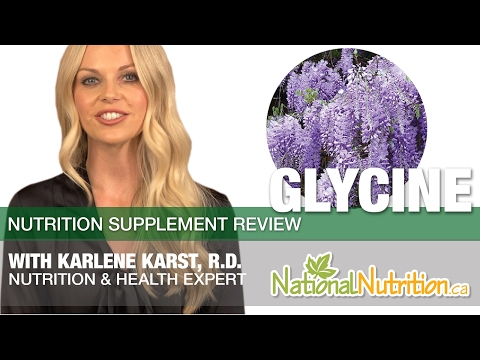 Professional Supplement Review - Glycine