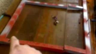 Rnr3vw T2 T25 Part 3 How To Make A Steel  Rock N Roll Bed Out Of A Futon Bed