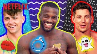 Guys of Too Hot to Handle: YOU Decide | Kiss, Marry, Vanish | Netflix