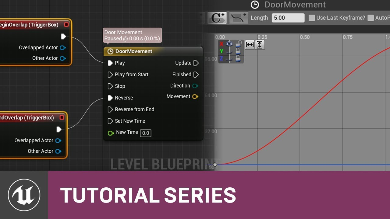Intro to level creation blueprint doorway 09 v47 tutorial intro to level creation blueprint doorway 09 v47 tutorial series unreal engine malvernweather Choice Image