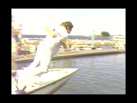 1988 Key West World Offshore Championship Team Gentry Video (Johnson/Sirois/Anastasi World Champs)