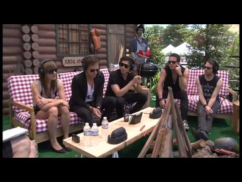Kevin & Bean Interview Airborne Toxic