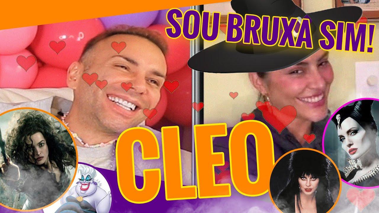 BRUXARIA COM CLEO!!!! | #MatheusMazzafera