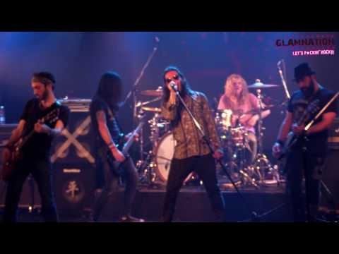 Steven Adler + Son Of A Gun - You Could Be Mine - The Roxy Live! Buenos Aires Nov. 5, 2016