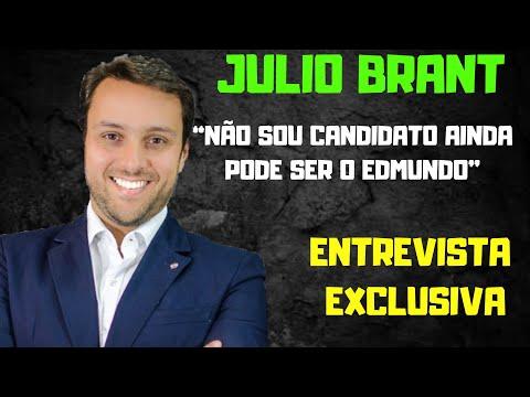 Edmundo pode ser candidato a presidente do Vasco, diz Julio Brant