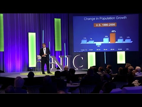 NIC Talks 2016 | Ken Dychtwald | Age Wave