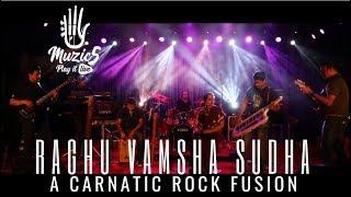 Raghu Vamsha Sudha   A Carnatic Rock Fusion   Muzic5  