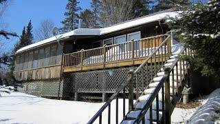 For Sale/A Vendre 98 Chemin Old Bridge, Otter Lake, QC - Calvin Smith Century 21