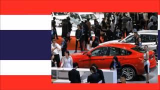 How do I import my car into Thailand?