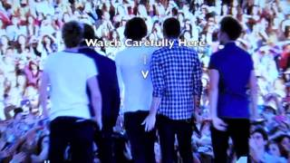 One Direction - Butt Grab on TV!