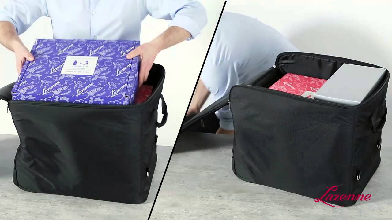 The Wine Check Rolling Luggage For 15 Bottles