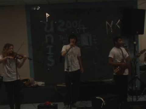 Yoshimi Battle The Pink Robots R- UNIS OPEN MIC 2006