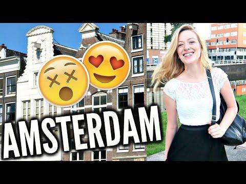 Surry gondoliere ad amsterdam w gaia giselle vacanza for Amsterdam vacanza