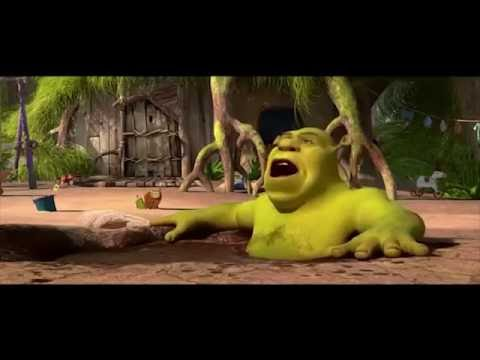 Shrek / Fungus the Bogeyman (2015) mashup trailer