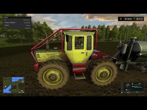 Farming Simulator 17 World Challenge map part 41 student workers