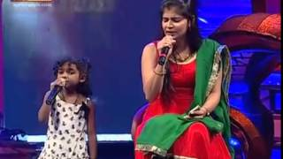 Super Singer Junior   Mainave Mainave by SSJ02 Angeline and Chinmayi   YouTube