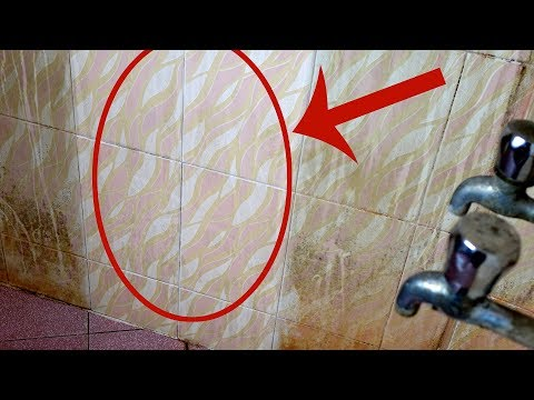 How to Clean Bathroom Tiles Easily | Tips for Cleaning Bathroom