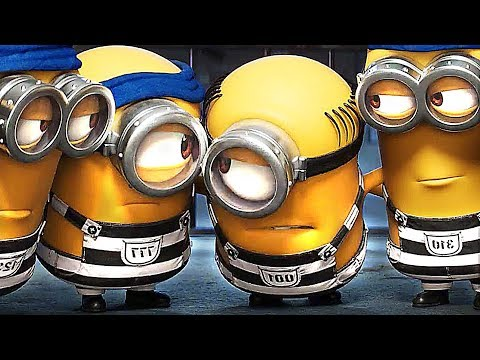 Thumbnail: DESPICABLE ME 3 - BEST Movie Clips + ALL Trailers (2017) Animation, Funny Minions Movie HD