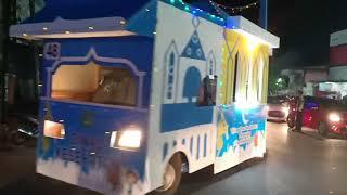 Takbir Keliling Paling Meriah di Kota Maros - Hari Raya Idul Fitri 2019