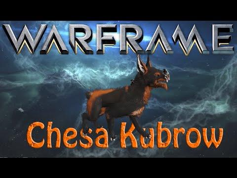 Warframe - Chesa Kubrow