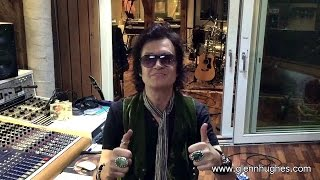 Message from Glenn Hughes - July 4th, 2016