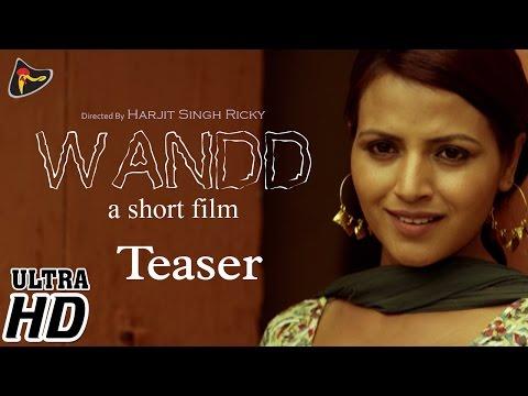 Wandd | Official Trailer - Latest New Punjabi Movie 2014 - Gurjind Maan , Poonam Sood | New Film