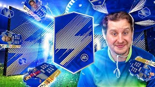 SO MANY BLUES! TEAM OF THE SEASON PACK OPENING! FIFA 18 ULTIMATE TEAM