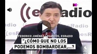 Propuesta de Jiménez Losantos contra Cataluña: