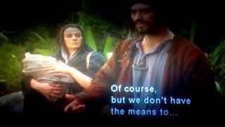 Xena Warrior Princess A Solstice Carol ending scene