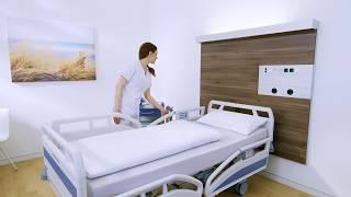 Stiegelmeyer  -  Evario hospital bed  -  product movie