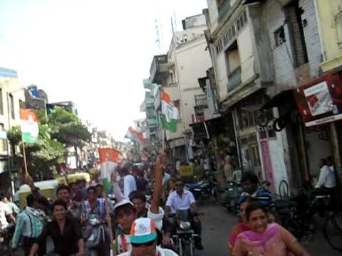 Devarshi shah President Youth Congress KHADIYA-JAM...