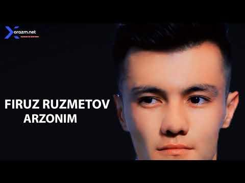 Firuz Ruzmetov - Arzonim | Фируз Рузметов - Арзоним (music version)