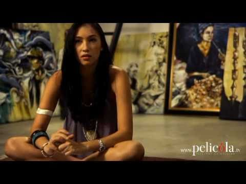 Untitled :: Solenn Heussaff on her paintings